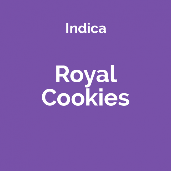 Royal Cookies
