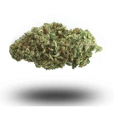 Najmocniejsza odmiana marihuany - Strawberry Banana
